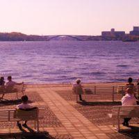 Enjoying sunshine in Stockholm, Содерталье