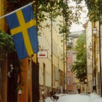 Gamla Stan, Stockholm, Sweden., Содерталье