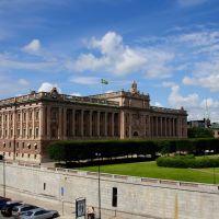 Das Parlament, Содерталье