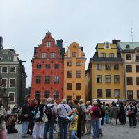 Stockholm, Stortorget, Содерталье