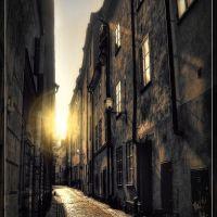The Quiet Street in Stockholm, Содерталье