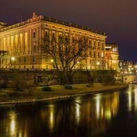 Sveriges Riksdag, Содерталье