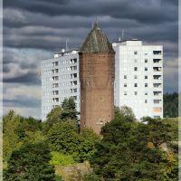 Watertower - Vatten torn, Stockholm, Сольна