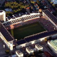 Råsunda stadion, Сольна