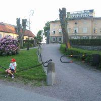 Solna - Huvudsta slottet, Сольна