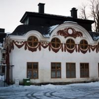 Karlberg castle, Сольна