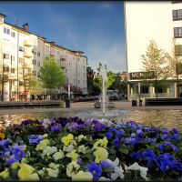 Solna, Sweden., Сольна