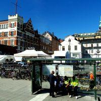 Stockholm Manzaraları   -  İSVEÇ (SWEDEN)      03/07/2012, Сольна