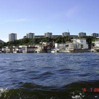 Stockholm  (Canal Tour), Сольна