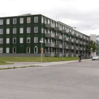 Västra Varvsgatan, Luleå, Лулеа