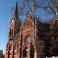 Main Church 1, Лулеа