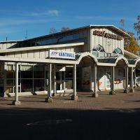 Lulea Bus station, Лулеа