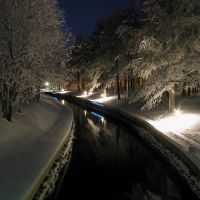 Lulsundskanalen, Лулеа