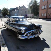 Раритет на вулиці міста... - Rarity on the streets ..., Лулеа