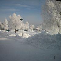 Härlig vinterdag på Storbyn, Малунг