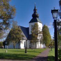Malungs kyrka, Малунг