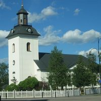 Sveg Church, Свег
