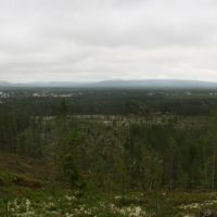 Uitzicht op Sveg, Свег