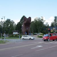 Björnen i Sveg - The bear in Sveg, Свег