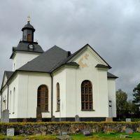 Sveg kirka, Jämtland County, Sweden 2012, Свег