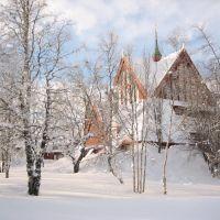 church kiruna, Кируна