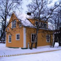 Casa amarilla, Кируна