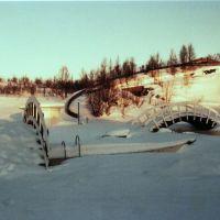 Puentes sobre la nieve, Кируна