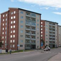 Kiruna 2010, Кируна