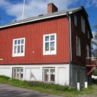 Falks hus  Kiruna, Кируна