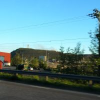 Sweden, Kiruna mine + Video, Кируна