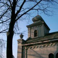 Chapel on Temisvarsko graveyard, Зренянин