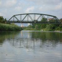 Železnički most, Зренянин