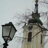 Hram Uspenja Presvete Bogorodice, Zrenjanin, Зренянин