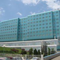 Klinicki centar Zrenjanin, Зренянин