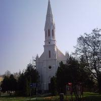 chiesa catolica, zrenjanin, Зренянин