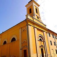 Зрењанин - Пијаристичка Црква, Зренянин