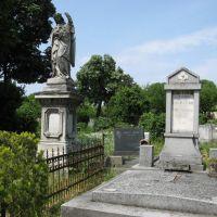 Novi Sad, staro Katoličko groblje na futoškom putu, Нови-Сад