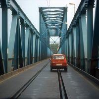 Novi Sad, puente sobre el Danubio - 2, Нови-Сад