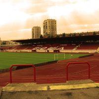 Stadion Karađorđe - FK Vojvodina (Stadium Karadjordje - FC Vojvodina), Нови-Сад