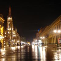 Novi Sad by Night, Нови-Сад