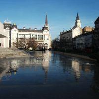 Novi Sad u Decembru 2010.Godine,,,Srbija., Нови-Сад