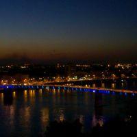 Svetla Varadinskog mosta, Нови-Сад