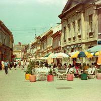 Centro Novid Sad, Servia - 1983 -  Ex Yugoslavia, Нови-Сад