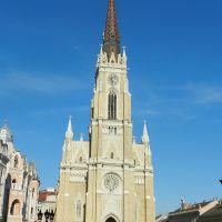 CRKVA  IMENA  MARIJINOG, Нови-Сад