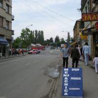 Kragujevac, ulica 27 Marta, Крагуевач