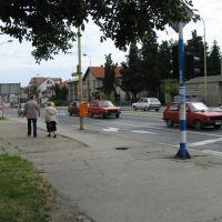 Kragujevac, ulica Bulevar Kraljice Marije, Крагуевач