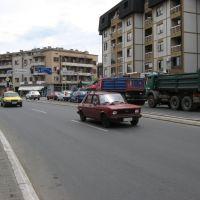 Kragujevac, bulevar Kraljice Marije, Крагуевач