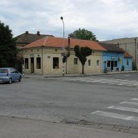 Kragujevac, ulica Dragoslava Srejovića i Vojislava Kalanovića, Крагуевач