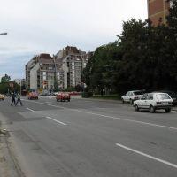 Kragujevac, ulica Grada Sirena, Крагуевач