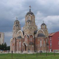 Kragujevac, Sveti Sava Srpski, Крагуевач